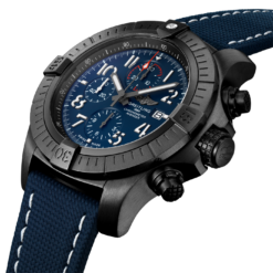 Breitling V13375101C1X1 Super Avenger Night Mission Chronograph 48mm Watch