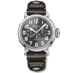 Zenith 03.2434.4069/20.I010 Rescue Pilot Type 20 Chronograph Watch
