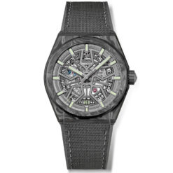 Zenith 10.9000.670/80.R795 Defy Classic Black Carbon Automatic Watch