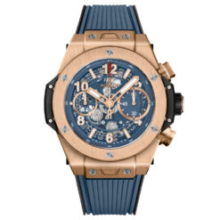 Hublot 441.OX.5189.RX Big Bang Unico King Gold Blue Skeleton 42mm Watch