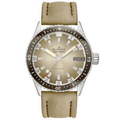 Blancpain 5052-1146-52E Fifty Fathoms Bathyscaphe Desert Edition Watch