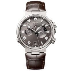 Breguet 5547TIG29ZU Marine Alarme Musicale Titanium Watch
