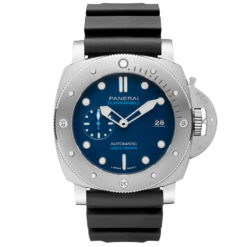 Panerai PAM00692 Submersible BMG-TECH Blue Dial Watch