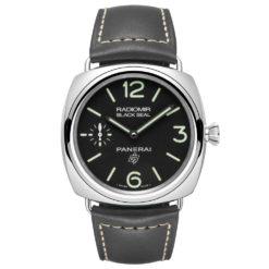 Panerai PAM00754 Radiomir Black Seal Hand Wind Black Dial Watch