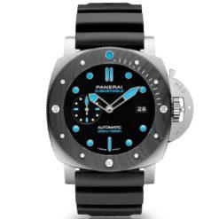 Panerai PAM00799 Submersible BMG-TECH Automatic Black Dial Men's Watch