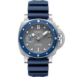 Panerai PAM00959 Luminor Submersible Grey Dial Men's Watch