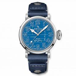 Zenith 03.2435.679/51.I012 Pilot Type 20 Blueprint 45mm Watch Limited Edition