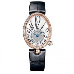 Breguet 8918BR58964D00D3L Reine De Naples Automatic Diamond White Dial Ladies Watch