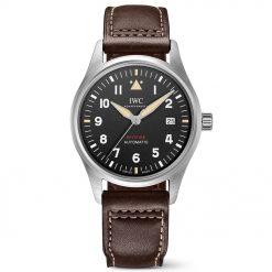IWC Pilot IW326803 Spitfire Automatic Black Dial Men's Watch