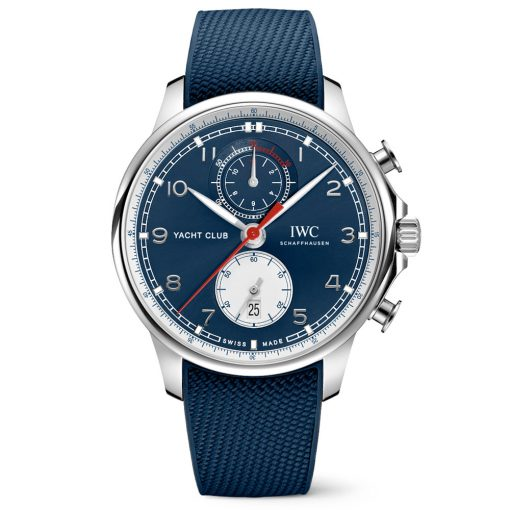 IW390704 IWC Portugieser Yacht Club Chronograph Edition Stainless Steel Watch